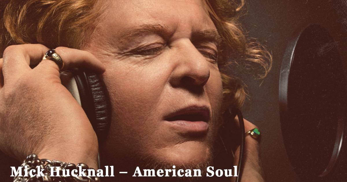 Mick Hucknall, een verzorgende British Soul Man