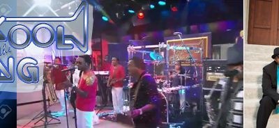 "Kool and The Gang Comeback met ""sexy"""