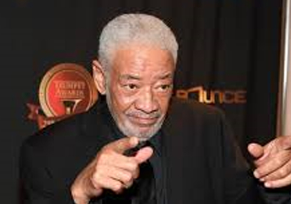 Bill Withers op oudere leeftijd