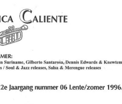 Musica Caliente lente 1996