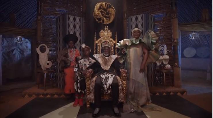 Black is King , het magisch kindje van Beyonce Knowles-Carter