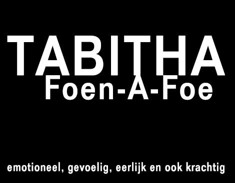 abitha emotioneel, gevoelig, eerlijk en ook krachtig