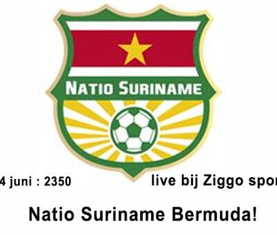4 juni 23:50 Natio Suriname Bermuda